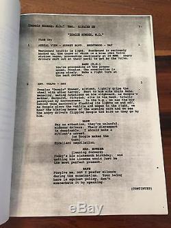 1989 Signed Script Doogie Howser MD Pilot Episode Neil Patrick Harris Autograph