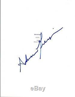 Adrian Grenier Signed Autographed ENTOURAGE Pilot Episode Script COA VD