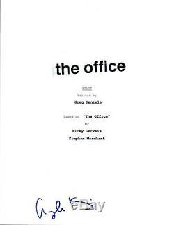 Angela Kinsey Signed Autographed THE OFFICE Pilot Episode Script COA