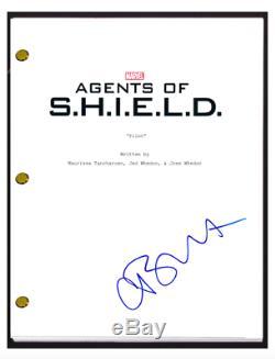 Chloe Bennet Signed Autographed Agents of SHIELD Pilot Episode Script COA