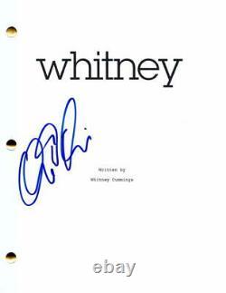 Chris D'elia Signed Autograph Whitney Full Pilot Script The Good Doctor, You