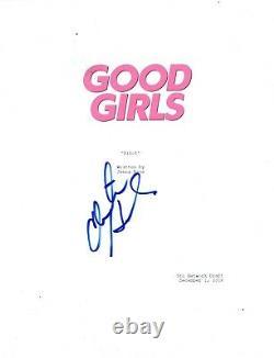Christina Hendricks Signed Autographed GOOD GIRLS Pilot Episode Script COA