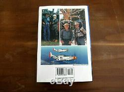 Chuck Yeager Speed Of Sound Pilot Signed Auto Press On 1988 Book Jsa Beauty