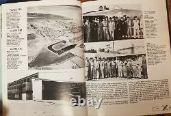 Chuck Yeager autographed test pilot school book