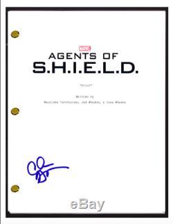 Clark Gregg Signed Autographed AGENTS OF SHIELD Pilot Episode Script COA