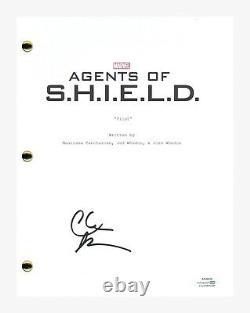 Clark Gregg Signed Autographed Agents of Shield Pilot Script ACOA COA