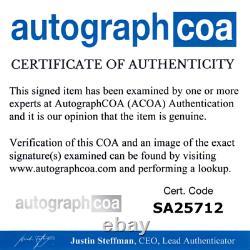 Clive Owen The Knick AUTOGRAPH Signed Complete Pilot Episode Script ACOA