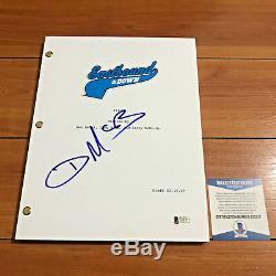 Danny Mcbride Signed Eastbound & Down Full 35 Page Pilot Script Beckett Bas Coa