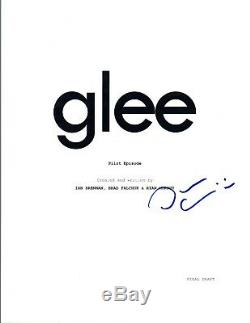 Darren Criss Signed Autographed GLEE Pilot Episode Script COA