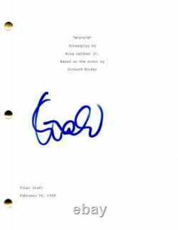 Donald Sutherland Signed Autograph Mash Pilot Script Mash, Alan Alda