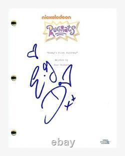 Elizabeth E. G. Daily Signed Autographed RUGRATS Pilot Episode Script ACOA COA