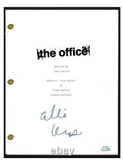 Ellie Kemper Signed Autographed The Office Pilot Episode Script Erin ACOA COA