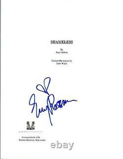 Emmy Rossum Signed Autographed SHAMELESS Pilot Episode Script COA VD