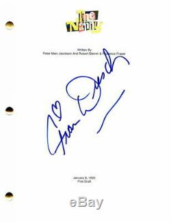 Fran Drescher Signed Autograph The Nanny Full Pilot Script -this Is Spinal Tap