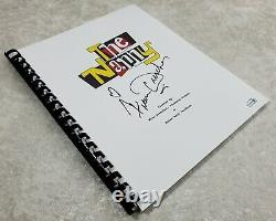 Fran Drescher Signed Autograph The Nanny TV Script Pilot Episode Script ACOA