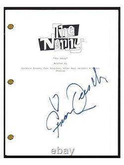 Fran Drescher Signed Autographed THE NANNY Pilot Episode Script Screenplay COA