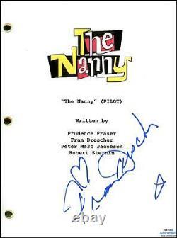 Fran Drescher The Nanny AUTOGRAPH Signed Pilot Episode Script ACOA