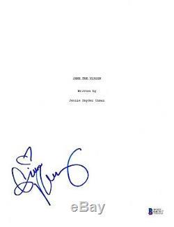 Gina Rodriguez Signed Jane The Virgin Pilot Script Beckett Bas Autograph Auto
