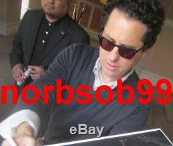 J. J. ABRAMS SIGNED AUTOGRAPH LOST FULL 97 PAGE PILOT SCRIPT withPROOF