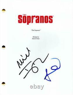 Jamie-lynn Sigler, Michael Imperioli Signed Autograph -the Sopranos Pilot Script