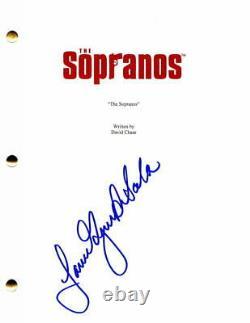 Jamie-lynn Sigler Signed Autograph The Sopranos Pilot Script Full Signature