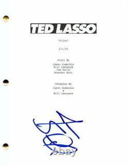 Jason Sudeikis Signed Autograph Ted Lasso Pilot Script Horrible Bosses Star