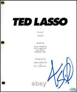Jason Sudeikis Ted Lasso AUTOGRAPH Signed Complete Pilot Episode Script ACOA