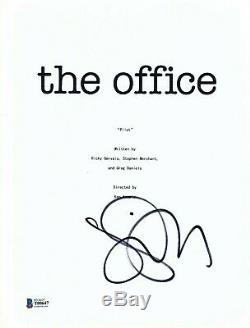 Jenna Fischer Signed Full 35 Page Pilot Script The Office Pam Beckett Bas Coa