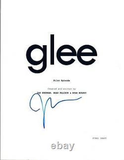 Jenna Ushkowitz Signed Autographed GLEE Pilot Episode Script COA VD