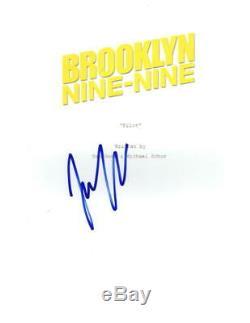 Joe Lo Truglio Signed Brooklyn Nine Nine Pilot Script Authentic Autograph Coa