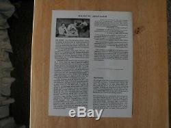 LOT JERRY CRANDALL JG 7 ME 262 SIGN/4 PILOTS WithCOA & FLYER & BOOK SIGN/2 PILOTS