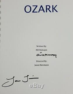 Laura Linney Signed Full TV Pilot Episode Script Ozark 2017 Netflix Series