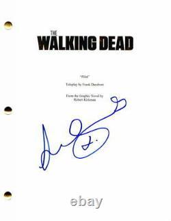 Lennie James Signed Autograph The Walking Dead Pilot Script Norman Reedus