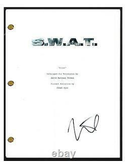 Lina Esco Signed Autographed SWAT S. W. A. T. Pilot Episode Script Screenplay COA