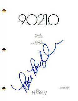 Lori Loughlin Signed Autograph 90210 Full Pilot Script Full House, Fuller