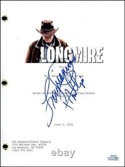 Lou Diamond Phillips Longmire AUTOGRAPH Signed Full Pilot Episode Script ACOA