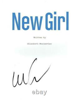 Max Greenfield Signed The New Girl Pilot Episode Script Authentic Autograph Coa
