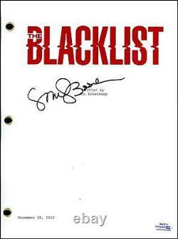 Megan Boone The Blacklist AUTOGRAPH Signed Complete Pilot Episode Script ACOA