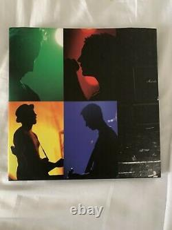 Pearl Jam Signed Place/date Book Soundgarden Nirvana Stone Temple Pilots
