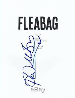 Phoebe Waller Bridge Signed Fleabag Pilot Episode Script Autograph Auto