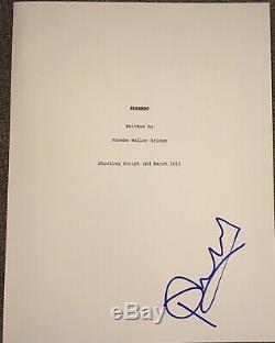 Phoebe Waller-bridge Signed Autograph Fleabag Full Pilot Episode Show Script