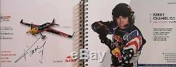 RED BULL AIR RACE Media/Press Kit Book 2019 signed all Pilots Felix Baumgartner
