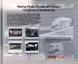 Racing Pilots Motorsports Photography Book Publisher's Edition
