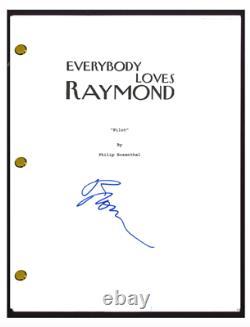 Ray Romano Signed Autograph EVERYBODY LOVES RAYMOND Pilot Script Screenplay COA