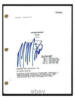 Rob Morrow Signed Autographed NORTHERN EXPOSURE Pilot Script Screenplay COA
