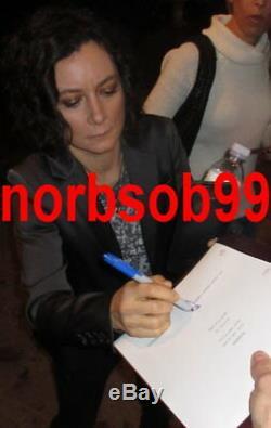 Roseanne Barr John Goodman +2 Signed Autograph Roseanne Pilot Script Exact Proof