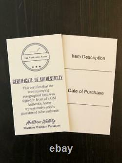 Ryan Eggold Signed Autograph The Blacklist Pilot Script New Amsterdam Stud