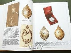 SIGNED Imperial German Navy WW1 AIR SERVICE PILOT FLIGHT BADGE REFERENCE BOOK