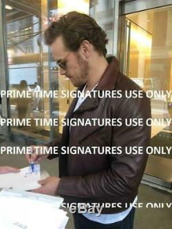 Sam Heughan Caitriona Balfe Signed Outlander Pilot Episode Script Autograph Coa