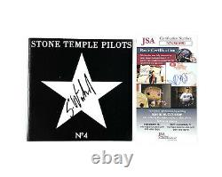 Scott Weiland Signed CD Book Stone Temple Pilots Velvet Revolver Autographed JSA